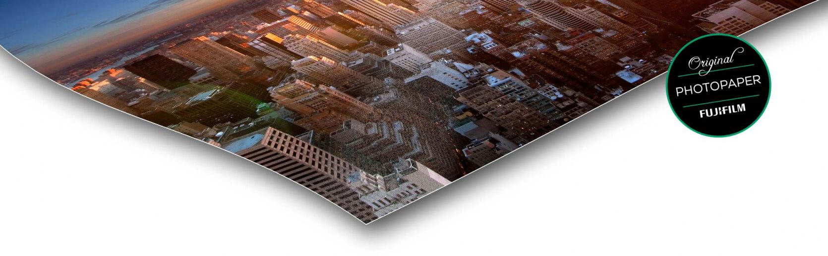 fotopapier foto op dibond mat