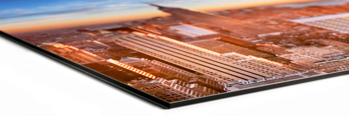 Foto auf Alu-Dibond matt, drucken Sie ihr Foto auf Aluminium!